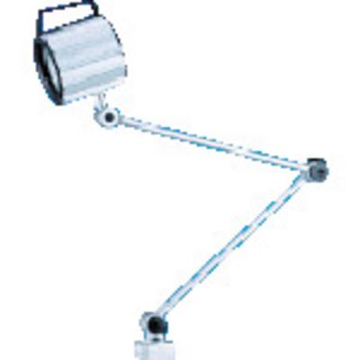トラスコ中山 日機 防水型LEDスポットライト 9W AC100~120V NLSL15CPAC4000K