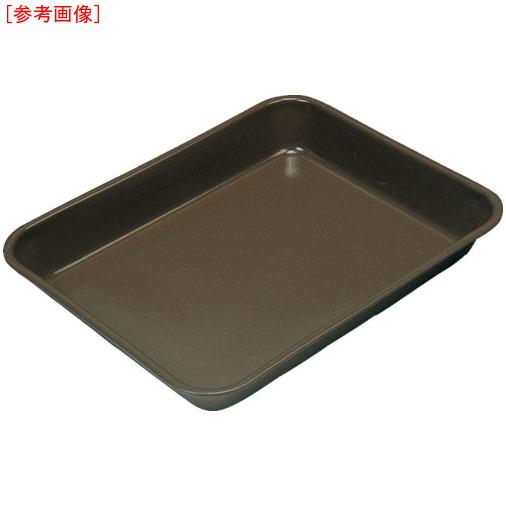 トラスコ中山 フロンケミカル フッ素樹脂コーティング標準バット 標準10 膜厚約50μ NR0376006