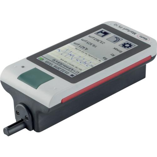 トラスコ中山 マール ポータブル型表面粗さ測定機(6910230) PS10SET