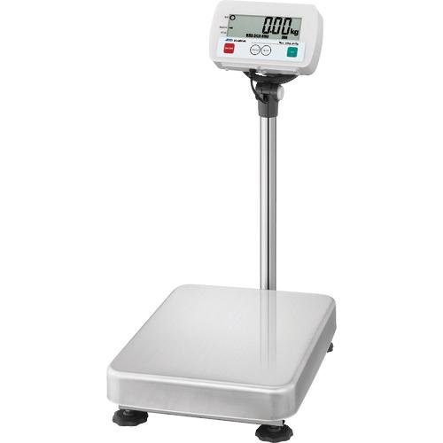 トラスコ中山 A&D 防水型デジタル台はかり 60kg/10g SC60KAL