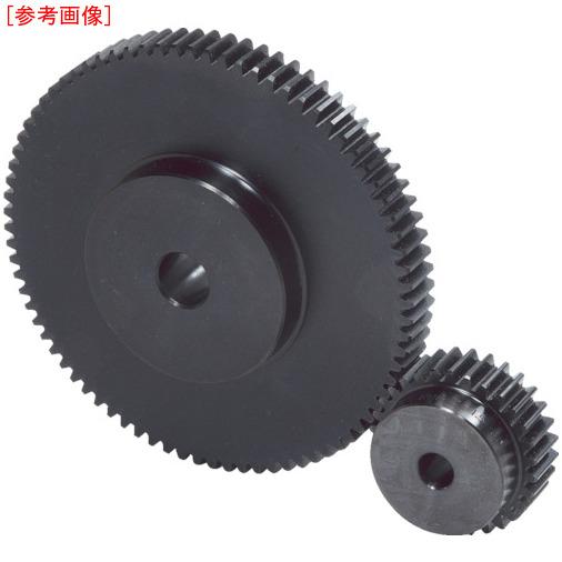 トラスコ中山 KHK 平歯車SS2.5-80 SS2.580