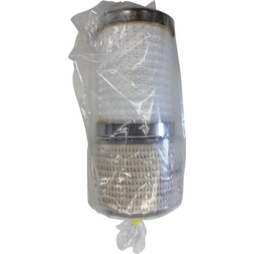 トラスコ中山 前田シェル 抗菌・除菌マルチ・ドライフィルター用第2エレメント・オイルミストセッ T103FSAB