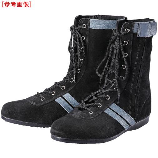 WAZA-F-1 青木安全靴 WAZAF124.5 24.5cm トラスコ中山