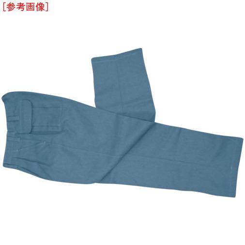 トラスコ中山 吉野 ハイブリッド(耐熱・耐切創)作業服 ズボン ネイビーブルー YSPW2BXL