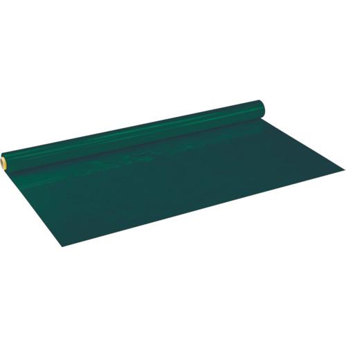 トラスコ中山 吉野 遮光シート ロール ダークグリーン 2060mm×30m YSSDGR