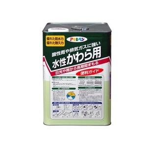 その他 水性かわら用 日本瓦銀 14L ds-1854524
