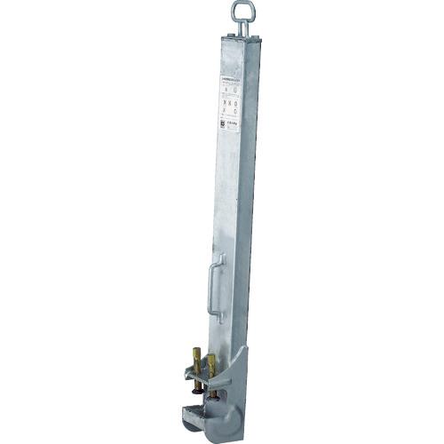 トラスコ中山 タイタン 水平親綱用支柱(スチール製) KP5008