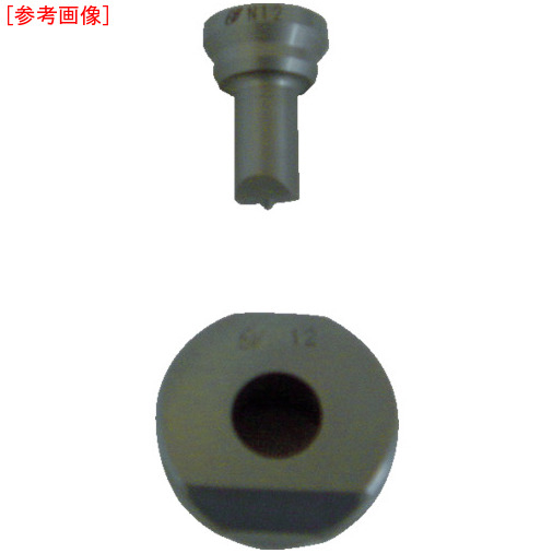 トラスコ中山 亀倉 ポートパンチャー用標準替刃 N122015