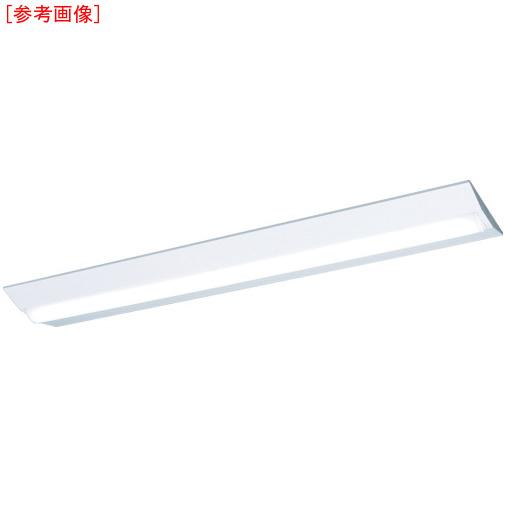 トラスコ中山 Panasonic 一体型LEDベースライト IDシリーズ 20形 XLX210DENLE95018