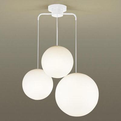 パナソニック LEDシャンデリア60形×4電球色 LGB19411WZ【納期目安:1週間】