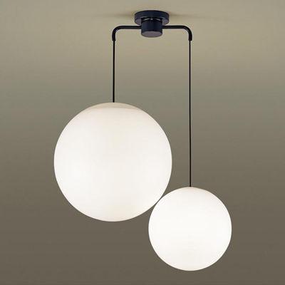 パナソニック LEDシャンデリア60形×5電球色 LGB19511BK【納期目安:1週間】