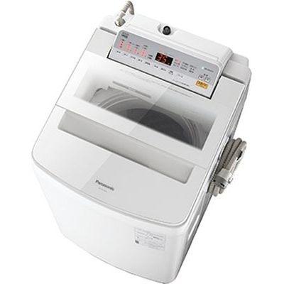 パナソニック 全自動洗濯機 (洗濯10.0kg) (ホワイト) NA-FA100H6-W