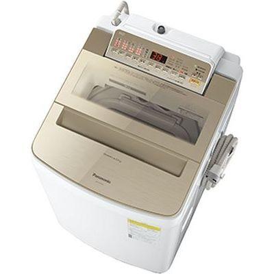 パナソニック 洗濯乾燥機 (洗濯9.0kg/乾燥4.5kg) (シャンパン) NA-FW90S6-N