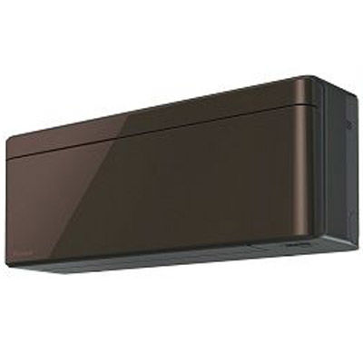 ダイキン risora スタイリッシュエアコン(室外電源単相200V)(主に20畳用)(グレイッシュブラウンメタリック) S63VTSXV-T