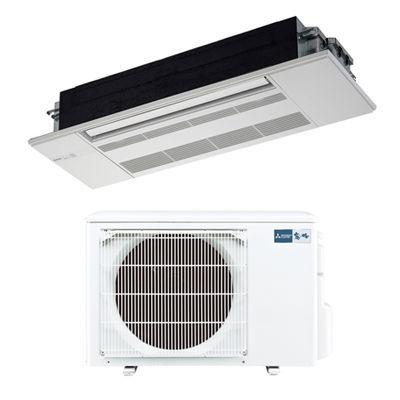 三菱電機 三菱電機 シングルエアコン1方向天井カセット形 GXシリーズ(ホワイトパネル付)(主に14畳) MLZ-GX4017AS-W MLZ-GX4017AS-W, 質 セキネ:9c757d1c --- sunward.msk.ru