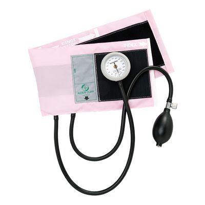 その他 ギヤフリーアネロイド血圧計 カラー:ピンク 4571389982424