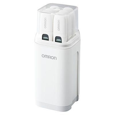 オムロン 電子体温計(予測式+実測式) 6本セット 23-7196-01