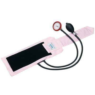 その他 オコセギヤフリーアネロイド血圧計 カラー:ピンク 4535847002604