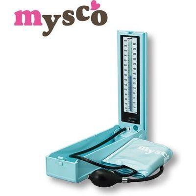 その他 マイスコ 水銀レス血圧計 カラー:ブルー 4535847002956