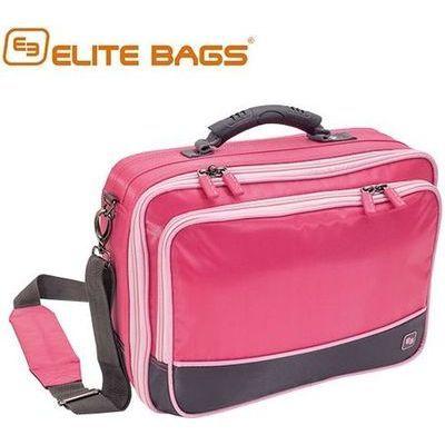 エリートバッグ社 メディカルバッグ コミュニティ サイズ:W350×D140×H255mm カラー:ピンク CS-00877104