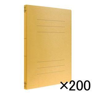 その他 ナカバヤシ フラットファイルEJ A4 イエロー 200冊入 フF-EJ80YX200 ds-2045659