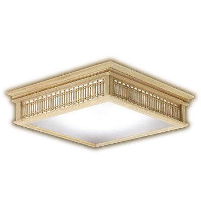 コイズミ 和風シーリング(LED[電球色+昼光色]~12畳) AH48712L