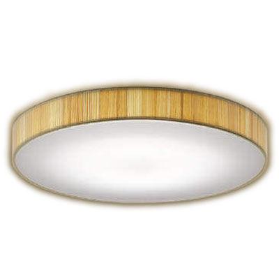 コイズミ 和風シーリング(LED[電球色+昼光色]~10畳) AH48723L