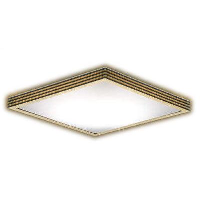 コイズミ 和風シーリング(LED[電球色+昼光色]~8畳) AH48738L