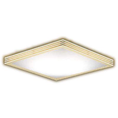 コイズミ 和風シーリング(LED[電球色+昼光色]~12畳) AH48740L