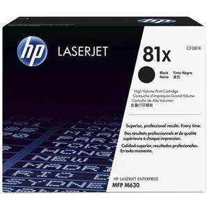 その他 HP トナーカートリッジ トナー 型番:CF281X 印字枚数:25000 単位:1個 ds-2054696