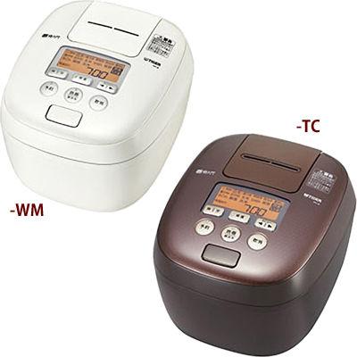 タイガー 圧力IH炊飯ジャー<炊きたて>(ミルキーホワイト) JPC-B102-WM