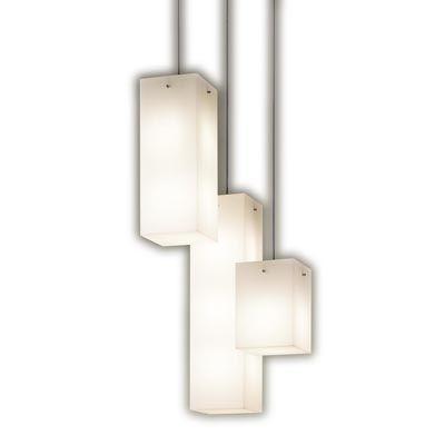 パナソニック LED電球7.3W6灯吹き抜けペンダント LGB19625BK