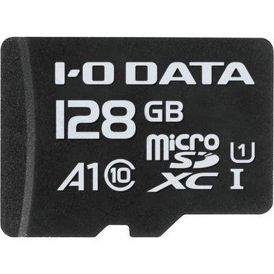 <title>送料無料 アイ オー データ機器 Application Performance Class 1 UHS-I スピードクラス1対応 microSDカード 正規激安 128GB MSDA1-128G</title>