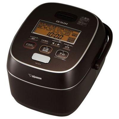 象印 極め炊き 5.5合 圧力IH炊飯器 NW-JB10-TA【納期目安:約10営業日】