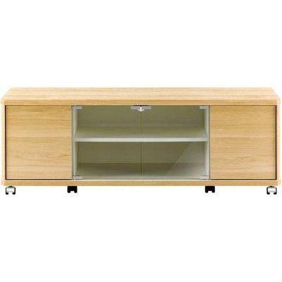 朝日木材加工 お部屋もココロも明るくなるテレビボード「NDシリーズ」(~43V) AS-ND1200H【納期目安:2週間】