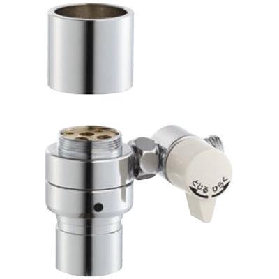 SANEI シングル混合栓用分岐アダプター B98 AU3 B98-AU3