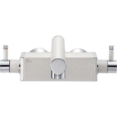 SANEI ツーバルブ混合栓 K2530 JW-13 K2530-JW-13