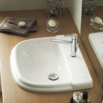 SANEI 洗面器 SR325324 W SR325324-W