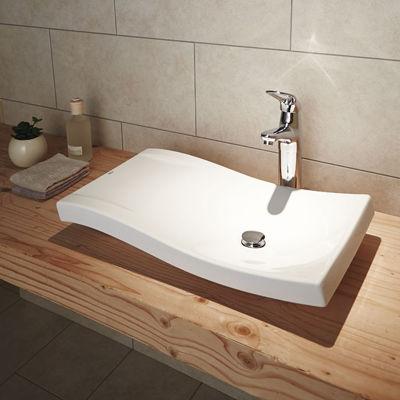 SANEI 洗面器 SR327226 W SR327226-W
