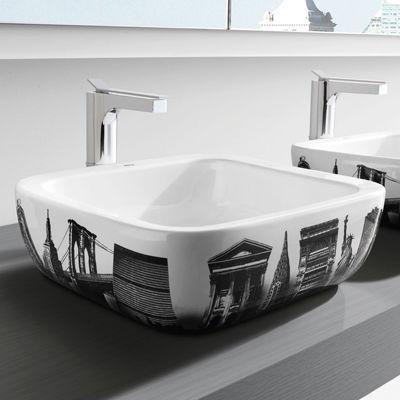 SANEI 洗面器 SR32765U W-U SR32765U-W-U