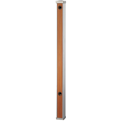 SANEI 木目調水栓柱 T803 60X900-BR T803-60X900-BR