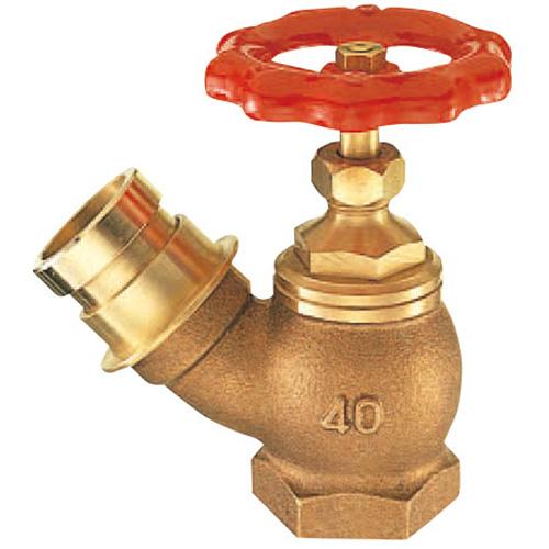 SANEI 差込45°散水栓 V18 65 V18-65