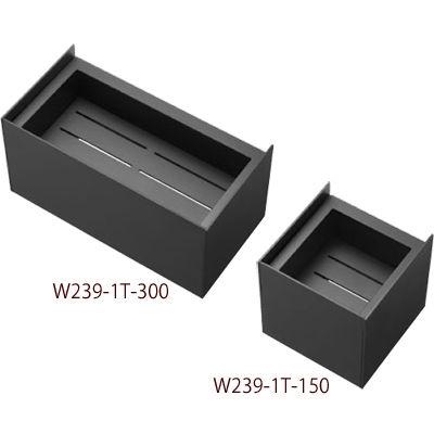 SANEI 棚(配管スペース付) W239-1T 150 W239-1T-150