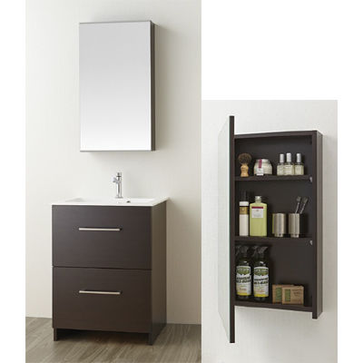 SANEI 洗面化粧台 WF019S2 600-DB-T1 WF019S2-600-DB-T1