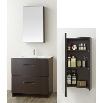 SANEI 洗面化粧台 WF019S2 750-DB-T3 WF019S2-750-DB-T3