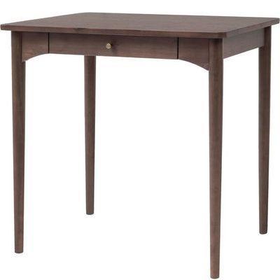 市場(Marche) emo Simple Desk 700 (ブラウン) EMT-3054-BR【納期目安:04/中旬入荷予定】