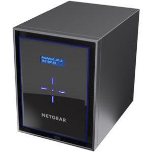 その他 NETGEAR Inc. Eコマース限定モデル ReadyNAS 426 6ベイデスクトップ型ネットワークストレージ(ディスクレスモデル) 1000BASE-T×4 ds-2068252