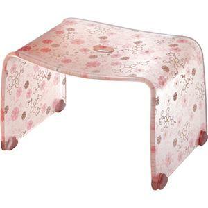 その他 【4セット】リス フィルロ シュシュ バスチェアーS コーラルピンク かわいいバスチェア・風呂椅子【代引不可】 ds-2043546