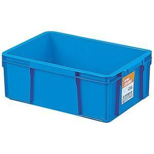 その他 【10セット】 ホームコンテナー/コンテナボックス 【HC-23A】 ブルー 材質:PP 〔汎用 道具箱 DIY用品 工具箱〕 ds-2043684