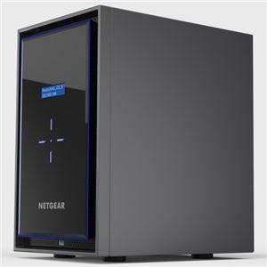 その他 NETGEAR Inc. Eコマース限定モデル ReadyNAS 428 8ベイデスクトップ型ネットワークストレージ(ディスクレスモデル) 1000BASE-T×4 ds-2068253